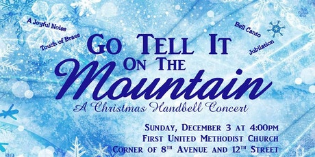 Rock the corridor tickets sat jul 29 2017 at 600 pm eventbrite a christmas handbell concert tickets sciox Image collections