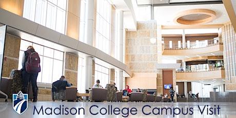Madison College Campus Tour tickets
