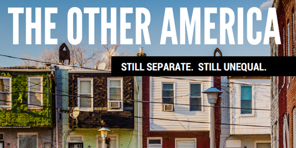 still separate still unequal america s educational apartheid Review of kozol's article on urban public schools schools are still separate and, therefore, still unequal issues of education and social justice in america.