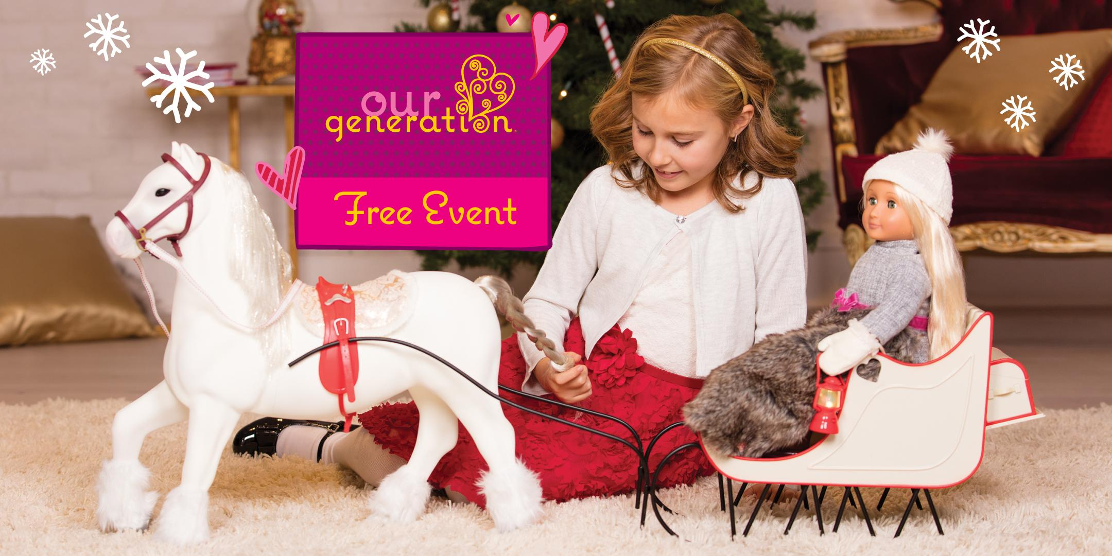 Free Holiday Event for Kids - Target San Antonio (HWY281), TX
