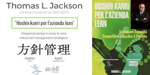 Hoshin kanri per l'azienda lean - Thomas Jackson