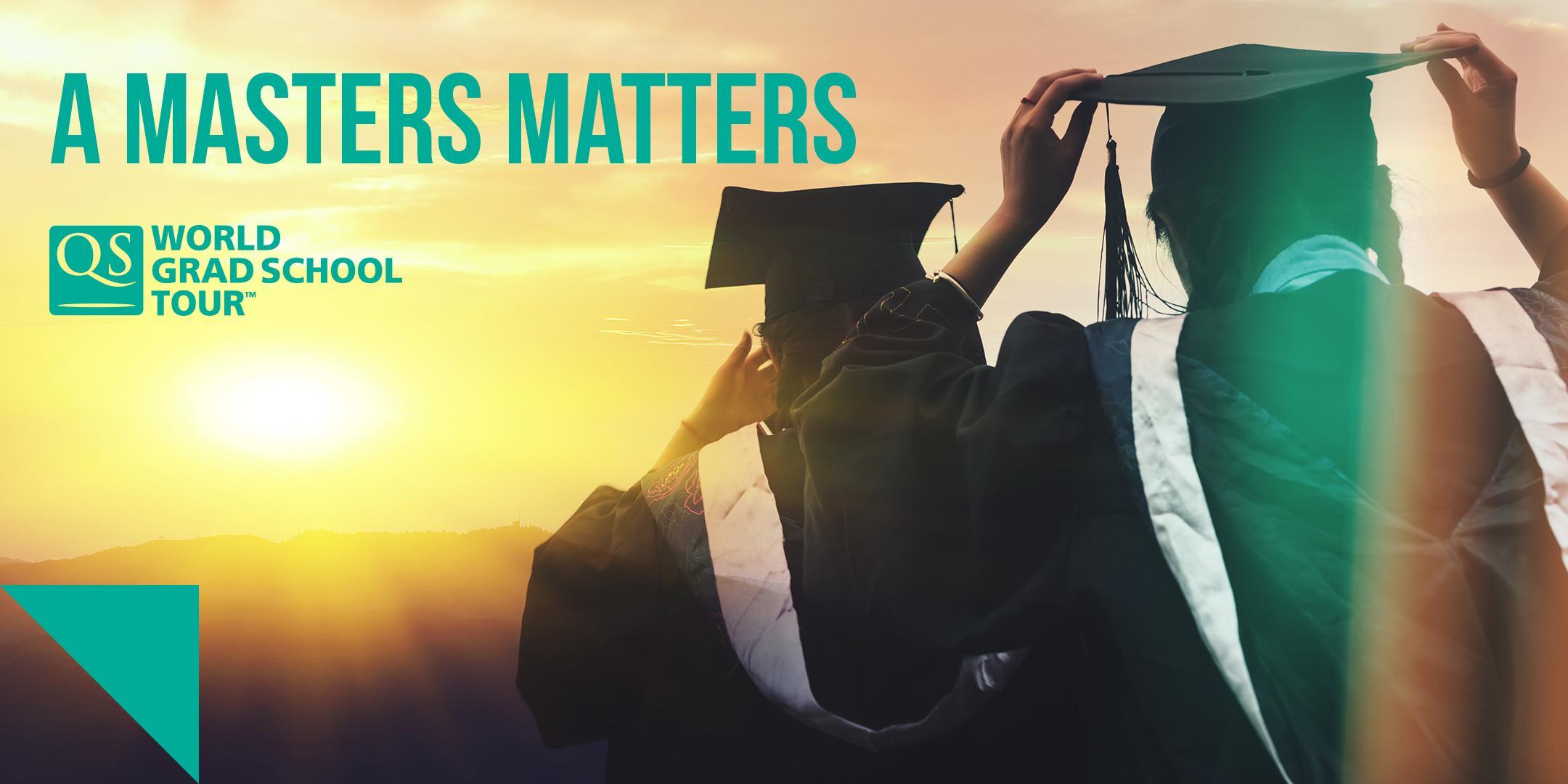 Διεθνής έκθεση πανεπιστημίων για μεταπτυχιακά