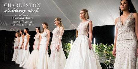 Charleston Wedding Week Fashion Vip P Tickets