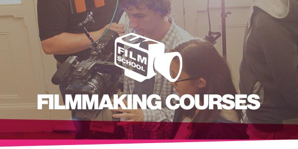 Filmmaking Course for students aged 12 to 18