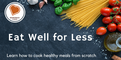 Cookery Course - Eat Well for Less