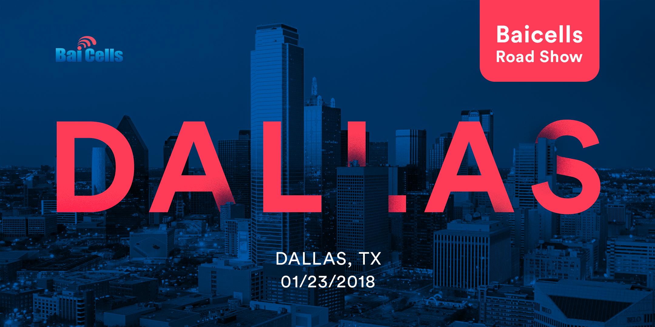 Baicells LTE Seminar: Dallas, TX