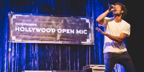 Hollywood Open Mic Night! tickets