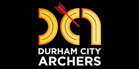Durham City Archers Beginners Course - SEPTEMBER 2019 tickets