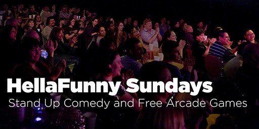 HellaFunny Sundays: A San Francisco Comedy Show