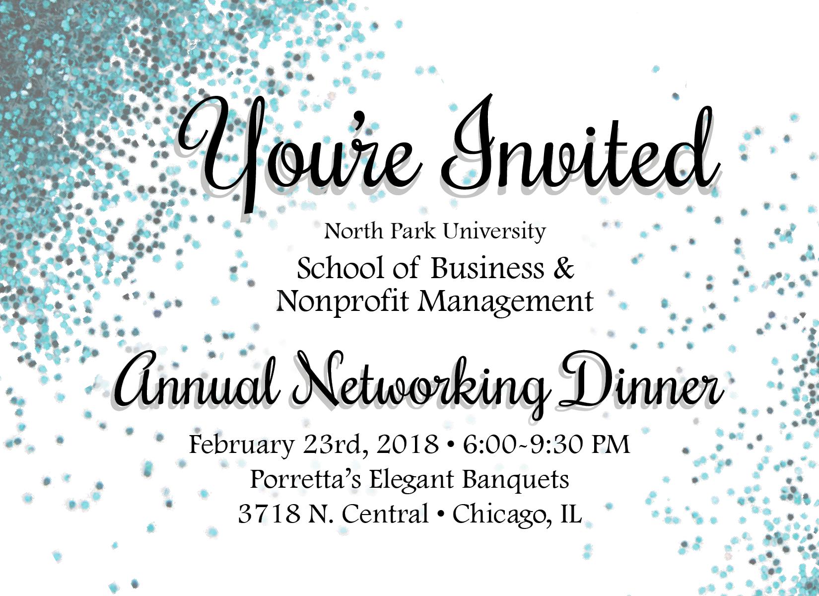 SBNM Annual Networking Dinner