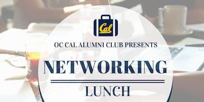 OC Cal Alumni Club August 2018 Networking Lunch