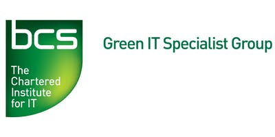 BCS Green IT - The environmental impacts of the Cloud followed by Green IT AGM