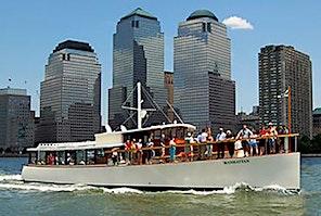 Around Manhattan Brunch Cruise on New Year's Day