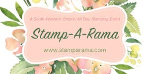 Stamp-A-Rama -  March 3, 2018