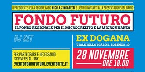 Evento Fondo Futuro