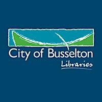 Busselton Library logo
