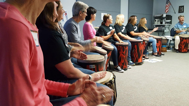 DRUMBEAT 3 Day Facilitator Training - Winter Haven FL