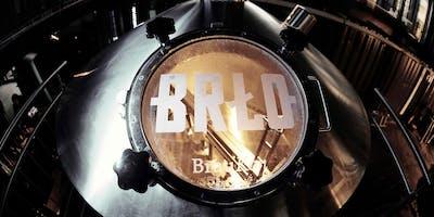BRLO BRWHOUSE, Craft Brewery Tour (English)- 2018