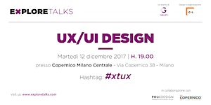 "Explore Talks on ""UX/UI Design"""