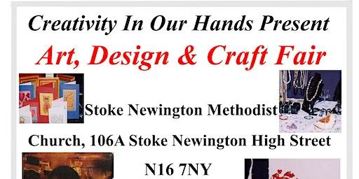 Art, design & craft fair