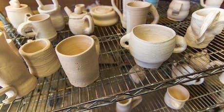 Ceramics Orientation tickets