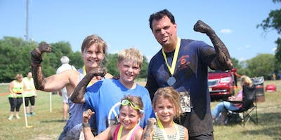 Your First Mud Run at East Brunswick (Central Jersey)