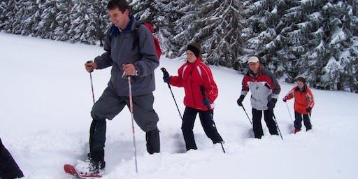 geführte Schneeschuhwanderung Kasberg, Grünau im Almtal (OÖ)