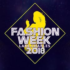 Fashion Week Lake Charles logo