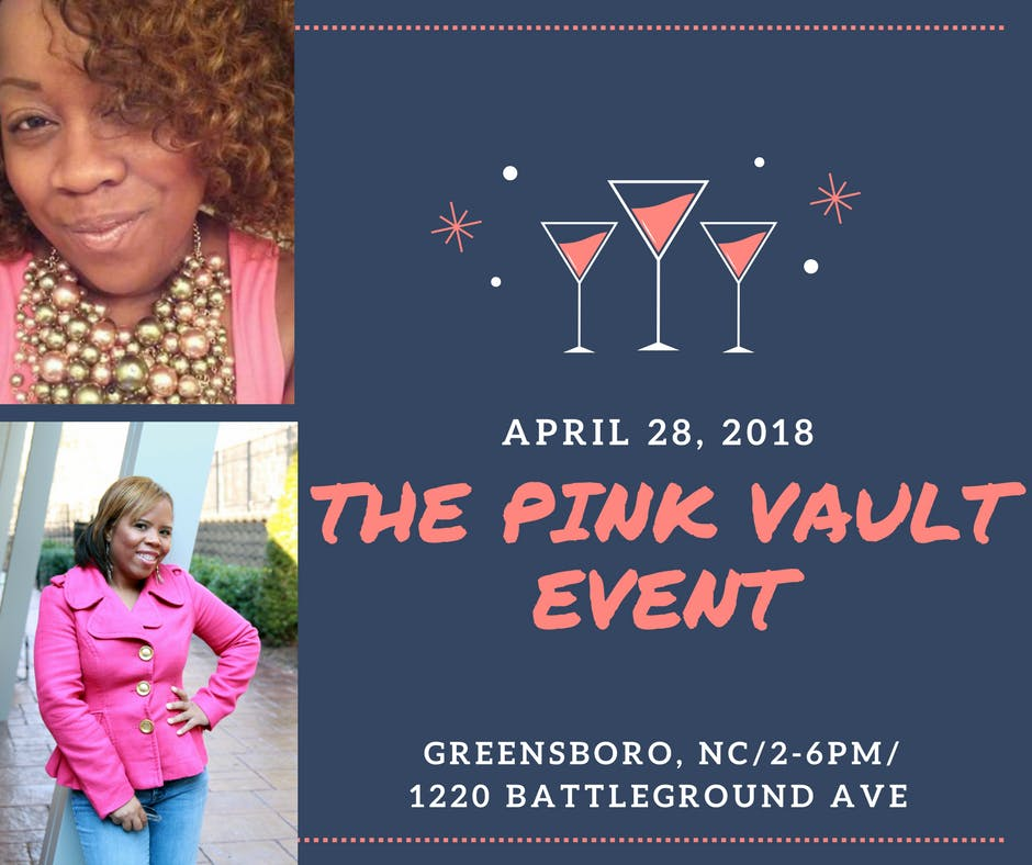 THE PINK VAULT EVENT: NC