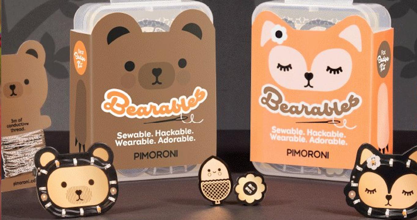 Bearables Sew Tech Wearables