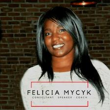 Coach Felicia Mycyk logo
