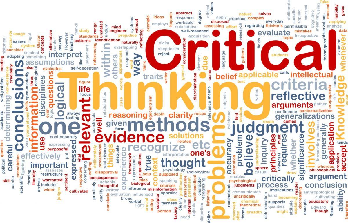 difference between critical thinking and problem solving
