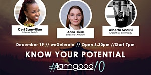 Know Your Potential by iamgood - Personal Development