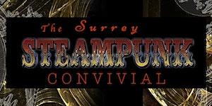 The Surrey Steampunk Convivial - JULY 2018