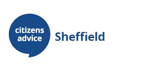 Citizens Advice Sheffield tickets