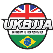 UKBJJA - United Kingdom Brazilian Jiu Jitsu Association logo