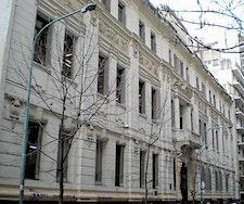 Escuela Superior de Comercio Carlos Pellegrini UBA logo