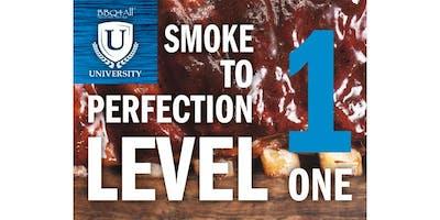 PUGLIA - LE - SMP116 - BBQ4ALL SMOKE TO PERFECTION Level 1 PORK - CASA DELLA MOTOSEGA