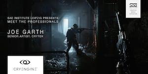 Meet the Professionals: Joe Garth (Senior Cinematic...