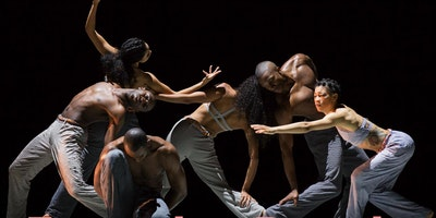 Check out Everyday People x Alvin Ailey Holiday Celebration