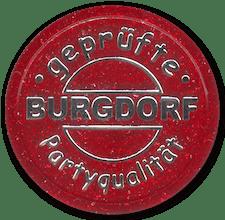 BURGDORFPARTY GmbH logo
