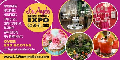 Los Angeles Ultimate Women's Expo October 20-21, 2018