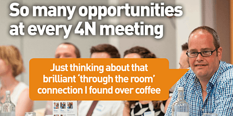 4N Gatwick/Crawley Business Networking tickets