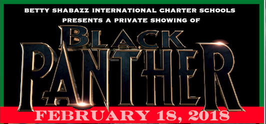 Betty Shabazz Int'l Charter School Presents S