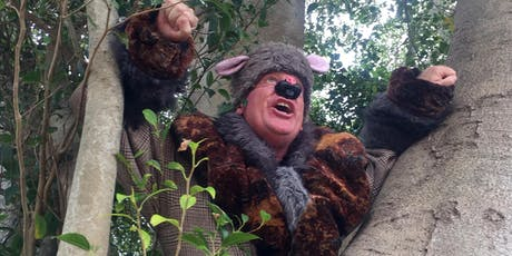 Mountain Critter Capers - Roving Outdoor Theatre tickets