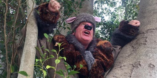 Mountain Critter Capers - Roving Outdoor Theatre