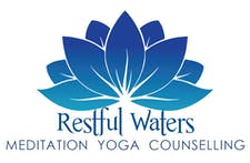 Restful Waters logo
