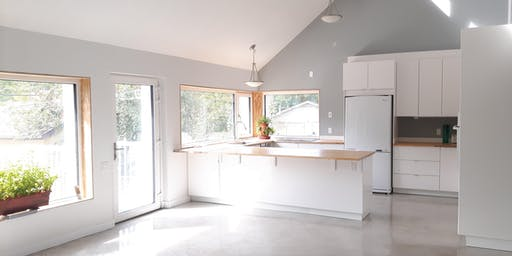 Tour of Montgomery Passive House (10am Nov 9th)