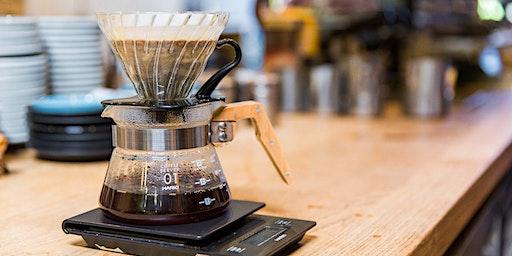 Manual Coffee Brewing Workshop