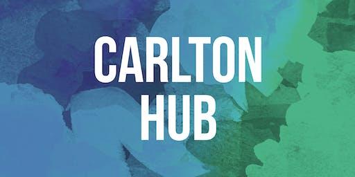 Fresh Networking Carlton Hub - Guest Registration